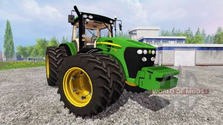 John Deere 7730 v2.0 for Farming Simulator 2015