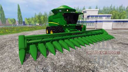 John Deere S670 for Farming Simulator 2015