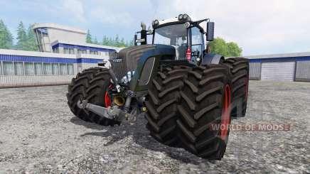 Fendt 936 Vario [pack] v2.0 for Farming Simulator 2015