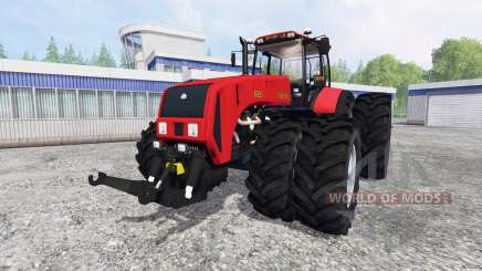 Belarus-3522 v1.6 for Farming Simulator 2015