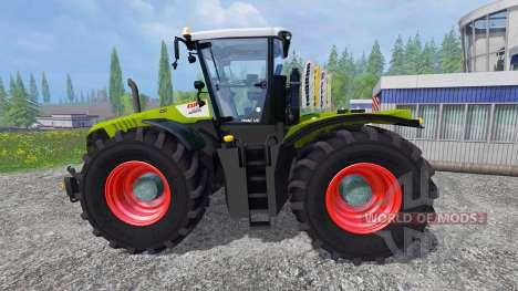 CLAAS Xerion 5000 v1.1 for Farming Simulator 2015
