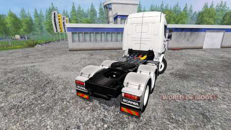 Scania R480 for Farming Simulator 2015