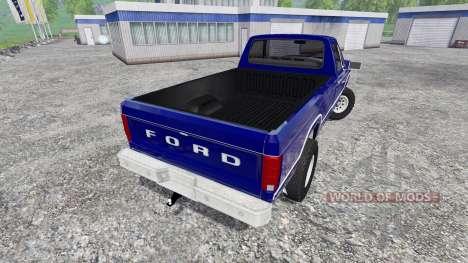 Ford Ranger F-150 1981 for Farming Simulator 2015