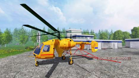 Ka-26 for Farming Simulator 2015