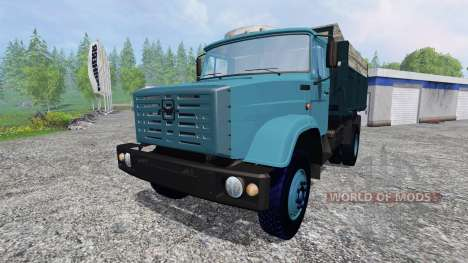 ZIL-MMZ-45065 for Farming Simulator 2015
