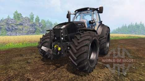 Lamborghini Mach 250 VRT [N E R O] for Farming Simulator 2015