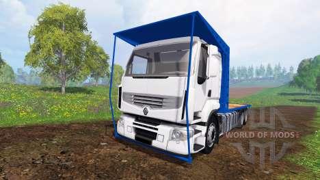 Renault Premium v2.0 for Farming Simulator 2015
