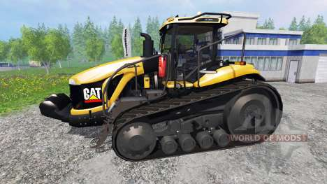Caterpillar Challenger MT865B v2.0 for Farming Simulator 2015