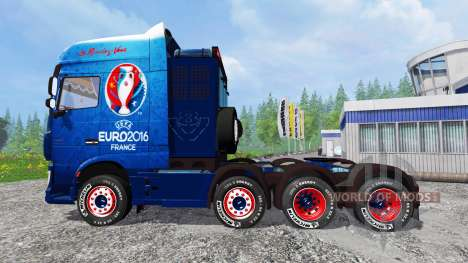 DAF XF for Farming Simulator 2015