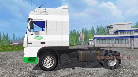 DAF XF Campina for Farming Simulator 2015