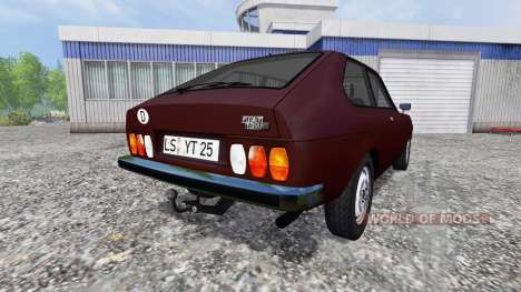 Fiat 128 3P for Farming Simulator 2015