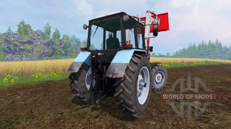 MTZ-1221 Belarus for Farming Simulator 2015