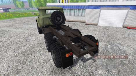 ZIL-131 for Farming Simulator 2015
