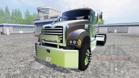 Mack Granite for Farming Simulator 2015
