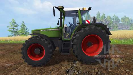 Fendt Favorit 515C for Farming Simulator 2015