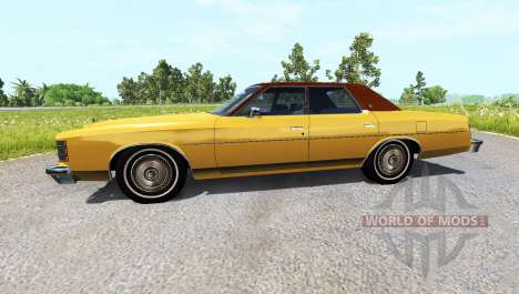 Ford LTD 1975 [redux] for BeamNG Drive