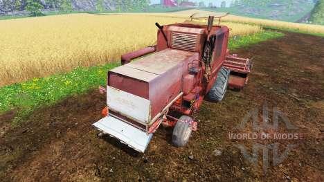 Bizon Z050 for Farming Simulator 2015