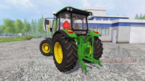 John Deere 5080R for Farming Simulator 2015