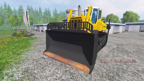Liebherr PR 764 for Farming Simulator 2015