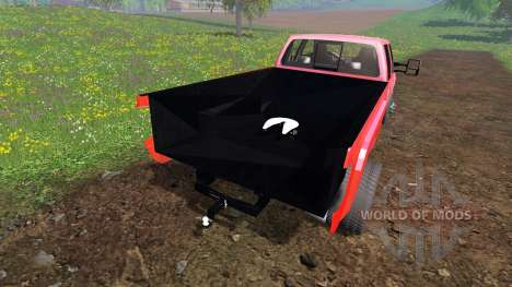 Ford F-350 [diesel] for Farming Simulator 2015