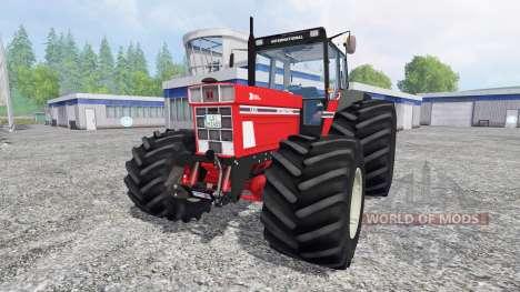 IHC 1255XL for Farming Simulator 2015