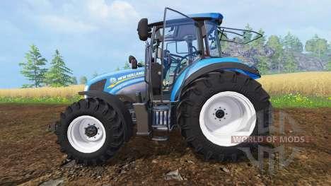 New Holland T5.95 for Farming Simulator 2015