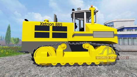 Xetrion 885 for Farming Simulator 2015