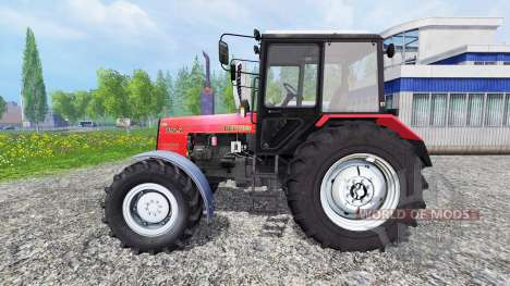 MTZ-892.2 Belarus for Farming Simulator 2015