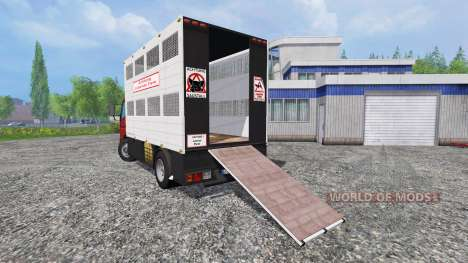 Mitsubishi Fuso for Farming Simulator 2015