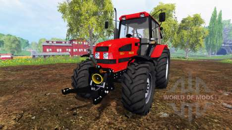 Belarus 1221.4 v4.0 for Farming Simulator 2015