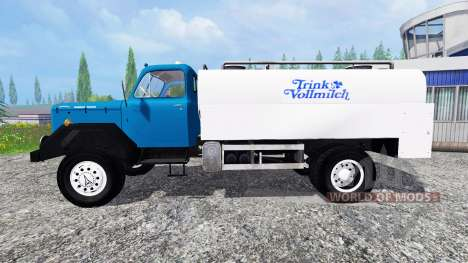 Magirus-Deutz 200D26A 1964 [milk truck] for Farming Simulator 2015