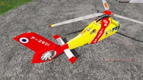 Harbin Z-9 [Dragon 50] for Farming Simulator 2015