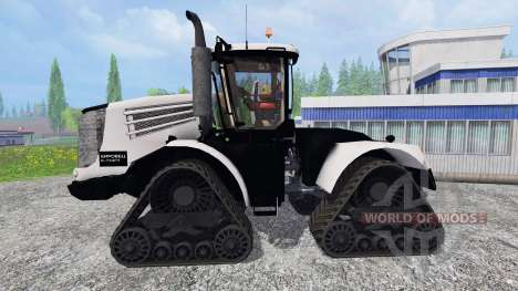 K-9000 Kirovets v2.0 for Farming Simulator 2015