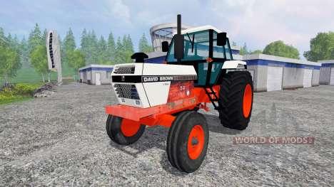 David Brown 1490 2WD for Farming Simulator 2015