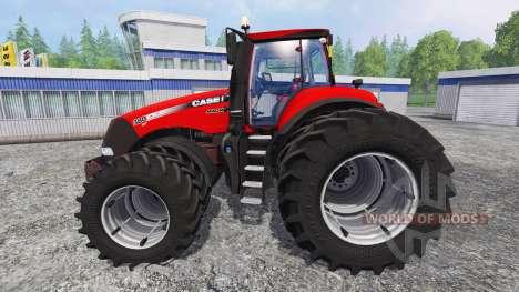 Case IH Magnum CVT 380 v2.0 for Farming Simulator 2015