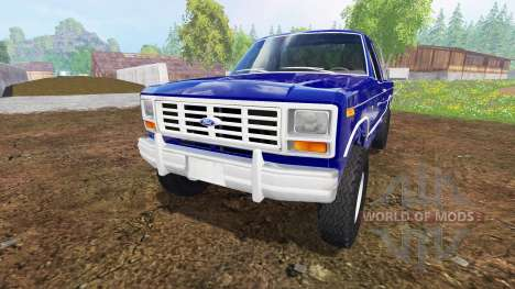 Ford Ranger F-150 1981 for Farming Simulator 2015