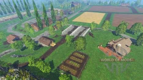 Bennos Yard v1.1 for Farming Simulator 2015