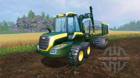 PONSSE Buffalo for Farming Simulator 2015