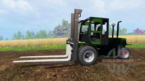 Clark C60D v3.0 for Farming Simulator 2015