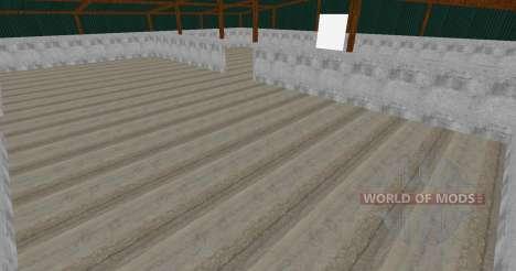 Warehouse grains for Farming Simulator 2015