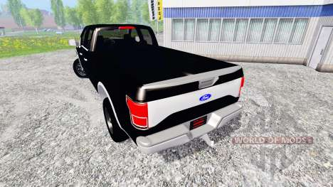 Ford F-150 2016 for Farming Simulator 2015
