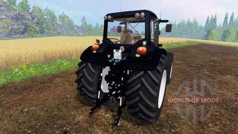 John Deere 7530 Premium [black] for Farming Simulator 2015