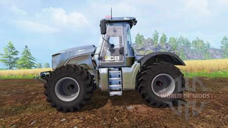JCB 3230 Fastrac [black edition] for Farming Simulator 2015