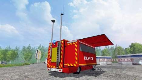 Renault Lander ELW 3 for Farming Simulator 2015