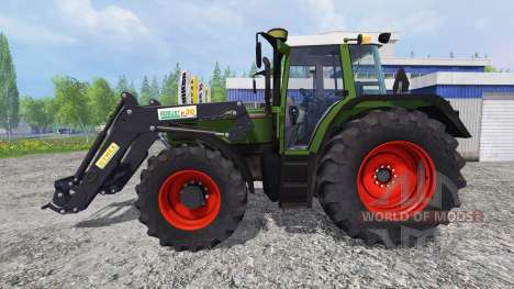 Fendt Favorit 512 for Farming Simulator 2015