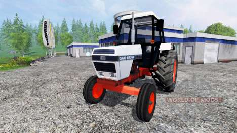 David Brown 1394 2WD for Farming Simulator 2015