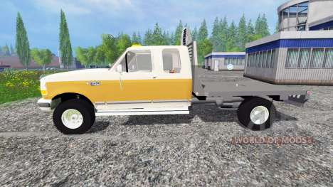Ford F-150 XL 1992 [dusty] for Farming Simulator 2015