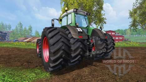 Fendt 927 Vario for Farming Simulator 2015