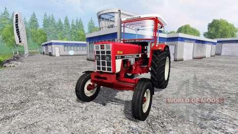 IHC 633 v2.0 for Farming Simulator 2015