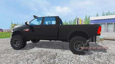 Dodge Ram 2500 v1.1 for Farming Simulator 2015